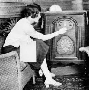 radio y dama